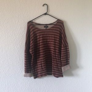 Lucky Brand Striped Pullover